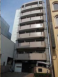 広島県福山市元町の賃貸マンションの外観