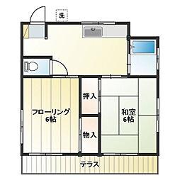 [一戸建] 埼玉県新座市野寺4丁目 の賃貸【/】の間取り