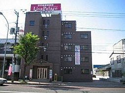 北海道札幌市白石区本通6丁目南の賃貸マンションの外観