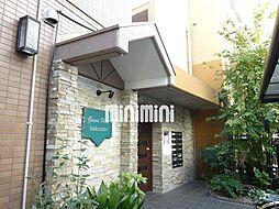 愛知県名古屋市千種区振甫町3丁目の賃貸マンションの外観