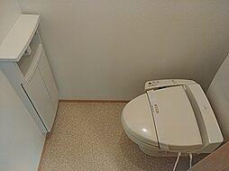 アルクのトイレ