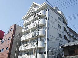 大阪府大阪市生野区巽西2丁目の賃貸マンションの外観