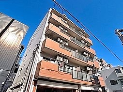 兵庫県神戸市灘区岩屋中町4丁目の賃貸マンションの外観