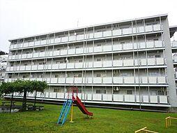 ビレッジハウス古和釜6号棟[4階]の外観