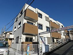 千葉県習志野市津田沼6丁目の賃貸マンションの外観