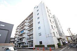 埼玉県越谷市東越谷2丁目の賃貸マンションの外観