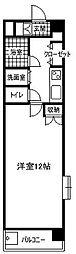 東栄プラザ松屋町3番館[3階]の間取り