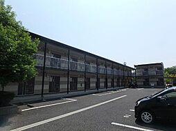 レオパレスルラーレ池田[2階]の外観