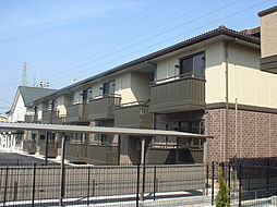 エムロードII[2階]の外観