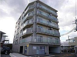 徳島県徳島市応神町古川字戎子野の賃貸マンションの外観