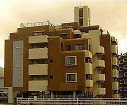 福岡県北九州市門司区小松町の賃貸マンションの外観