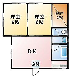 八積駅 4.5万円