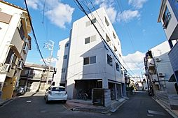 ホーム21新之栄[3階]の外観