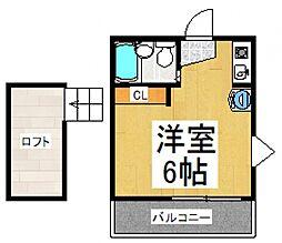 小平駅 3.7万円