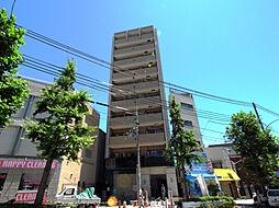 兵庫県神戸市中央区下山手通7丁目の賃貸マンションの外観
