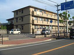 長崎県西彼杵郡長与町嬉里郷の賃貸アパートの外観