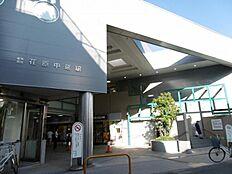荏原中延駅まで4分 スキップロード商店街を抜けると駅になります