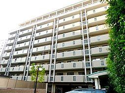 ガーデンコート大濠[8階]の外観