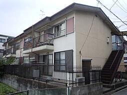 穂積アパートメント1[2階]の外観