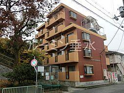 インペリアル伊川谷[5階]の外観