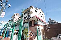 愛知県名古屋市瑞穂区上山町1丁目の賃貸マンションの外観