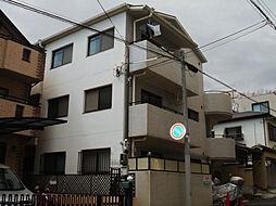 シャルム桜ケ丘[1B号室]の外観