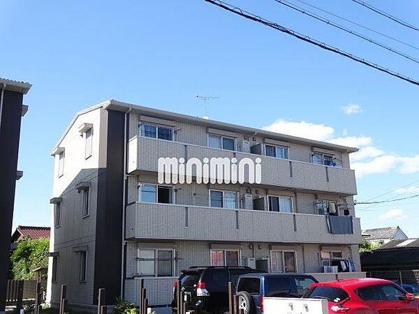Casa terre B棟[3階]