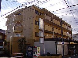 愛知県名古屋市中村区烏森町5丁目の賃貸マンションの外観