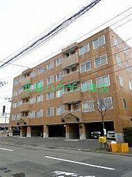 北海道札幌市東区北二十六条東4丁目の賃貸マンションの外観