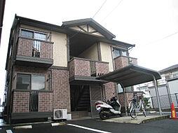 広島県広島市南区宇品東1丁目の賃貸アパートの外観