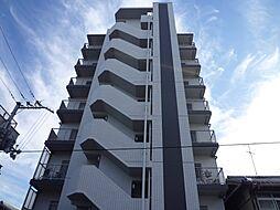 ルシール田辺[202号室号室]の外観
