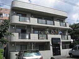 北海道札幌市南区澄川四条8丁目の賃貸マンションの外観