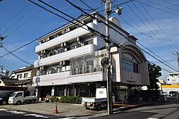 松原水道会館[5階]の外観