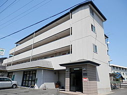 エクセル山崎[2階]の外観