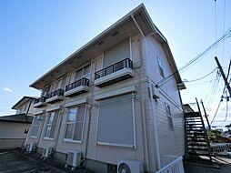 千葉県印旛郡酒々井町東酒々井5の賃貸アパートの外観