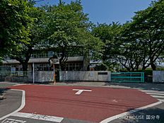 青梅市立若草小学校 距離400m