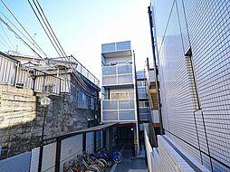 シティパレス生駒谷田町P-6[3階]の外観
