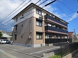 静岡県駿東郡長泉町竹原の賃貸アパートの外観