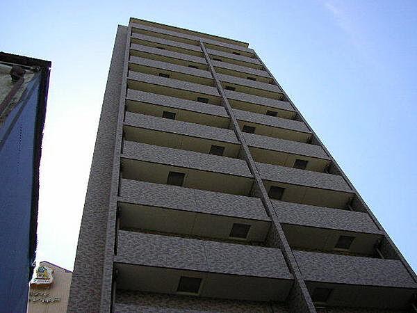 兵庫県神戸市中央区下山手通2丁目の賃貸マンションの外観