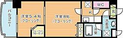木下鉱産ビル3[1202号室]の間取り
