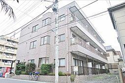 埼玉県川口市鳩ヶ谷緑町2丁目の賃貸マンションの外観