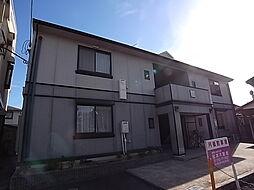 兵庫県揖保郡太子町糸井の賃貸アパートの外観