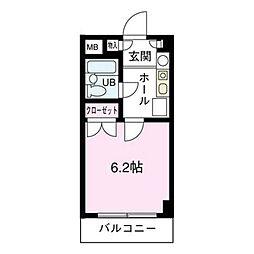 レジェンドスクエア横濱希望ヶ丘I[102号室]の間取り