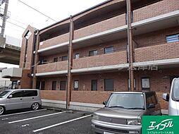 滋賀県大津市柳川2丁目の賃貸マンションの外観