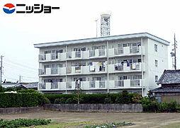 松月マンション[4階]の外観