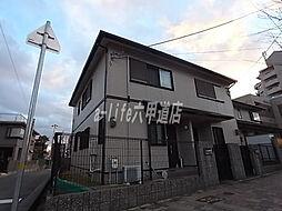 [テラスハウス] 兵庫県神戸市東灘区森北町1丁目 の賃貸【/】の外観