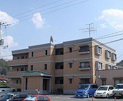 広島県東広島市八本松東3丁目の賃貸マンションの外観