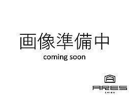 [テラスハウス] 千葉県千葉市中央区松波4丁目 の賃貸【/】の外観