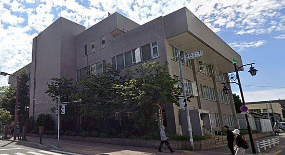 札幌市西区役所...