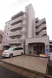 藤九ミネラルマンション[4階]の外観